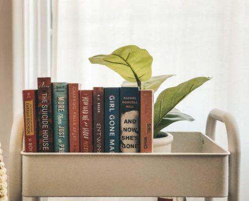 Πώς να φτιάξεις τη δική σου γωνιά βιβλίου στο σπίτι