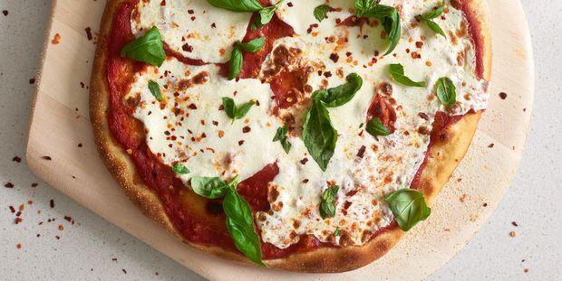Σάλτσα για πίτσα με 3 υλικά