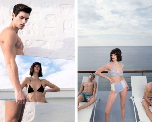 Στην SS2021 καμπάνια της Oséree swimwear θα αναγνωρίσεις και δύο male models από το ελληνικό GNTM