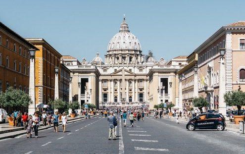 Στη Ρώμη με αγάπη