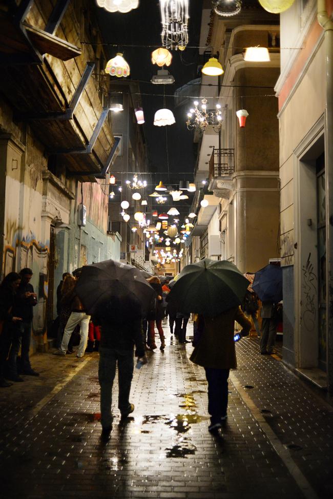 Συν-οικία Πιττάκη (Φωτογραφία: Αρης Καμαρωτός), Αθήνα 2012