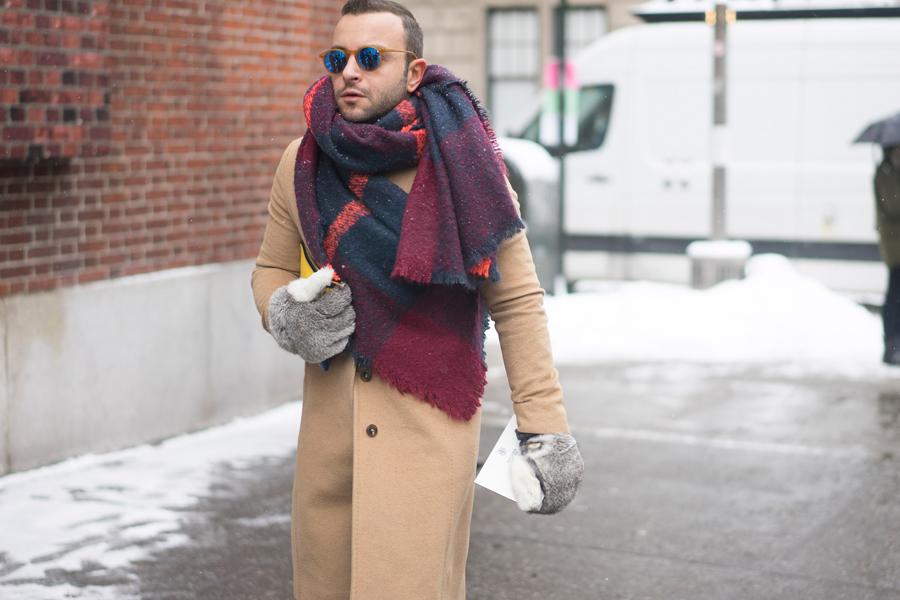 Τα αγορια της εβδομαδας μοδας της Νεας Υορκης! (1)
