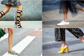 Τα παπουτσια του καλοκαιριου