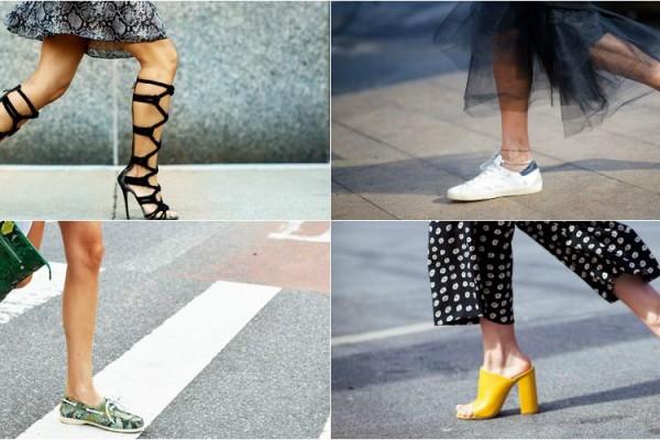 Τα παπουτσια του καλοκαιριου savoir ville