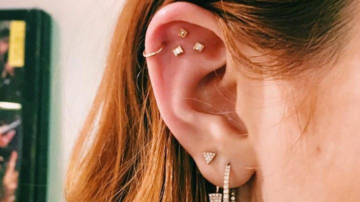Τα 3 tips που χρειάζεσαι για τα piercings στα αυτιά σου