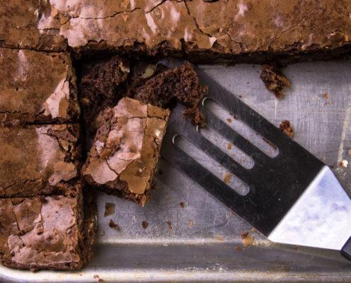 Τα brownies δεν θα είναι ποτέ ξανά ίδια για σένα αφού διαβάσεις αυτή την ιστορία