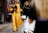 Τα fashion κορίτσια αναδεικνύουν το butter color σε τάση της σεζόν