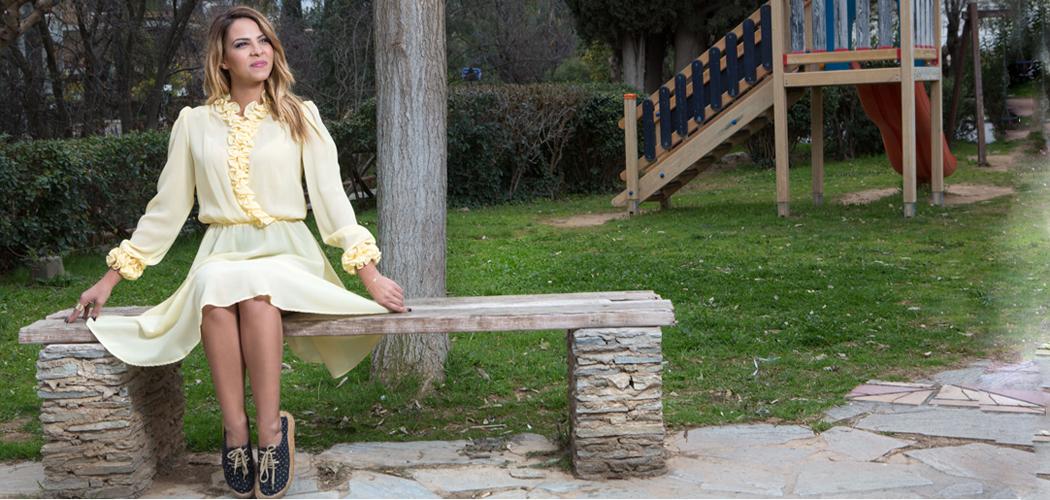 Τζένη Μελιτά Η χαρά της ζωής (4)