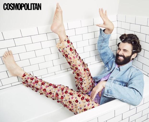 Τον Ιανουάριο του 2020 το Cosmopolitan θα κυκλοφορήσει με το πιο απρόσμενο εξώφυλλό