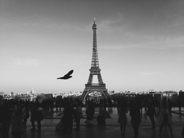 Το Παρίσι είναι μποέμ και ρομαντικό