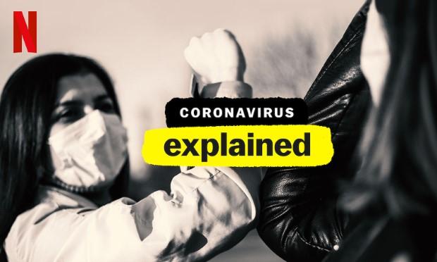 Το τέλος του #μένουμεσπίτι είναι το ιδανικό timing για να δεις το 'Coronavirus, Explained' του NetflixΤο τέλος του #μένουμεσπίτι είναι το ιδανικό timing για να δεις το 'Coronavirus, Explained' του Netflix