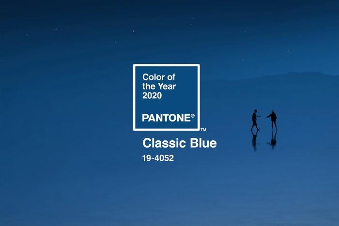 Το χρώμα του 2020 σύμφωνα με την Pantone είναι τολμηρό και διαχρονικό ταυτόχρονα