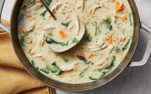Το twist που θα κάνει την κοτόσουπα το αγαπημένο σου πιάτο και την άνοιξη