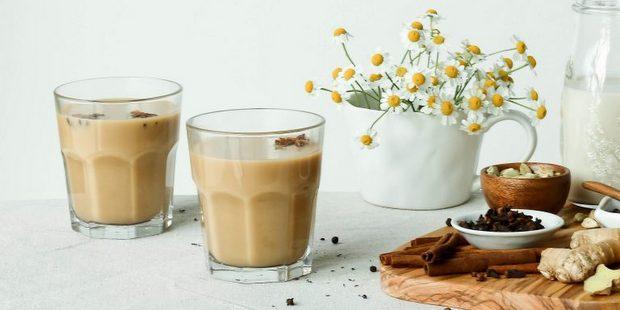 Φτιάξε ένα massala chai αντί να πιεις έναν ακόμα espresso