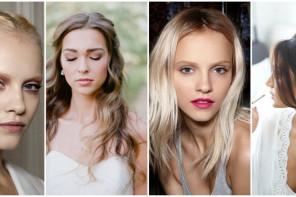 Tα 4 πιο δημοφιλη Bridal Beauty Trends, συμφωνα με το Pinterest