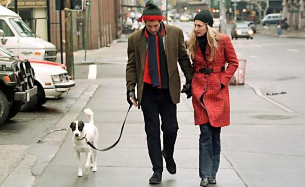 Love & Wardrobe #7: Carolyn Bessette & John F. Kennedy Jr