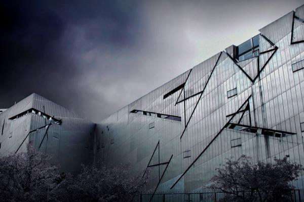Σχισμές – Εξωτερική άποψη Εβραϊκού Μουσείου