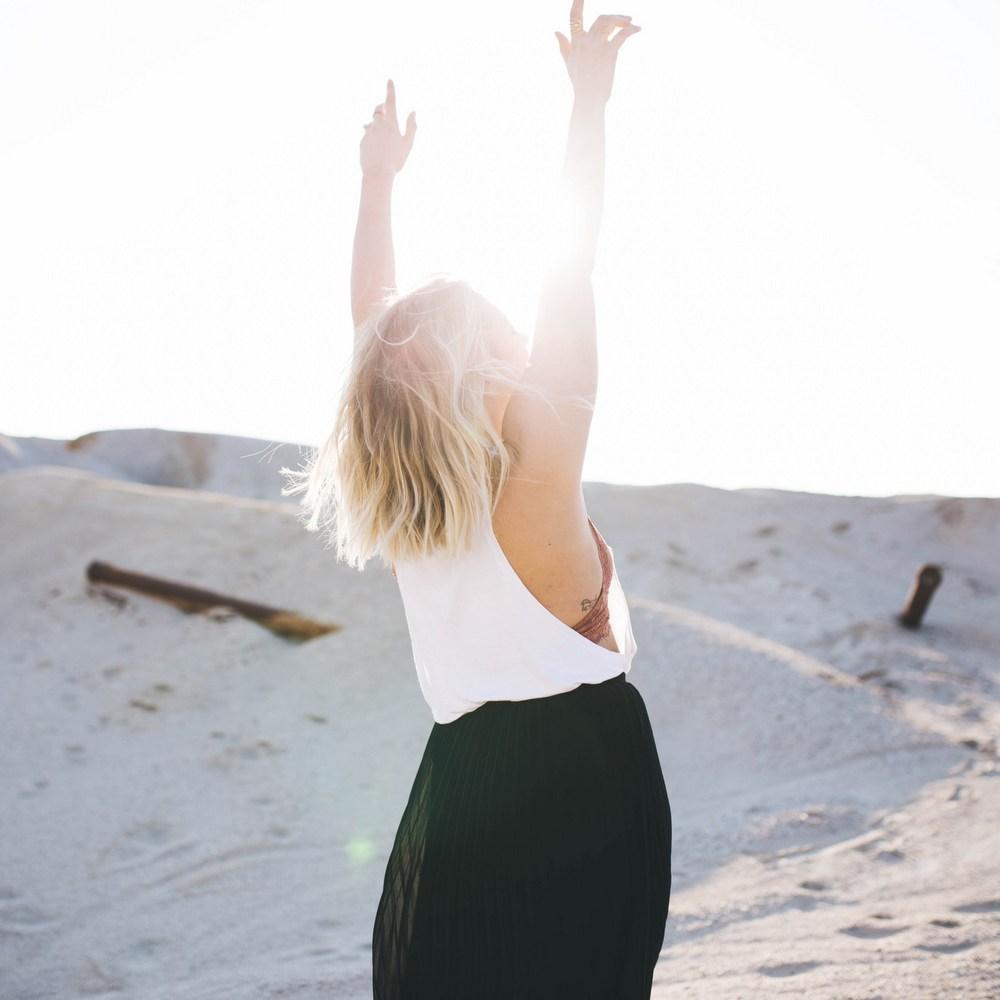 Επτά βήματα για να ζεις το παρόν και τη στιγμή