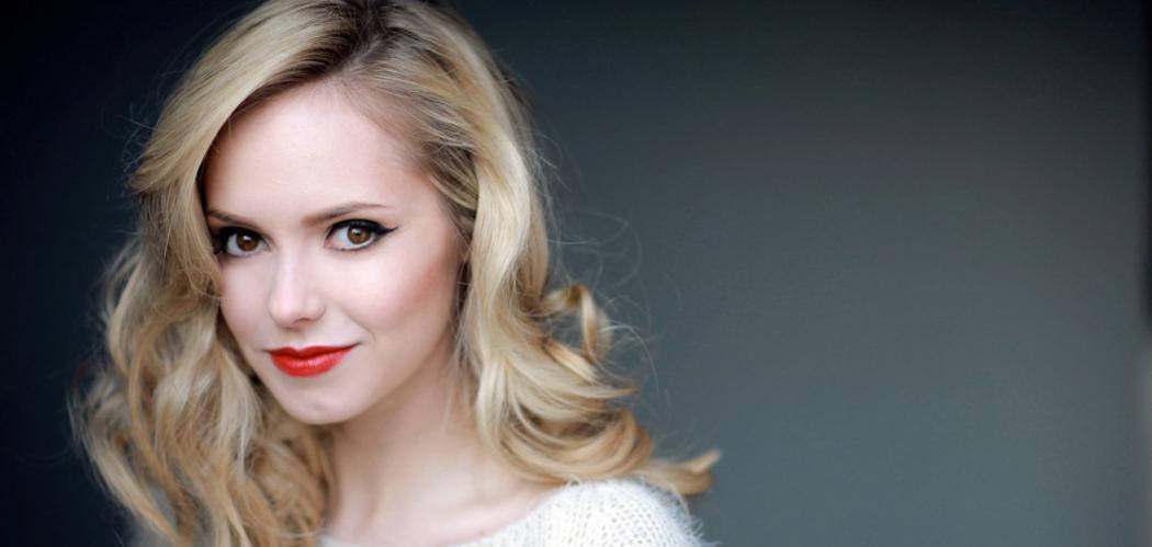 Hannah Tointon photo shoot by Faye Thomas (2012)