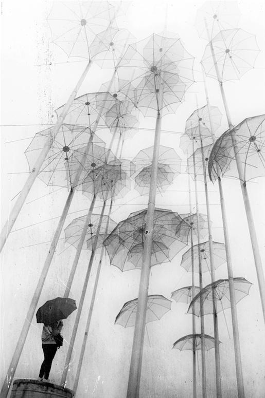 η ιστορία μιας ομπρέλας