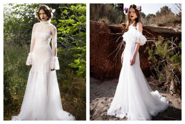 Οι τασεις των wedding dresses για την Ανοιξη του 2017