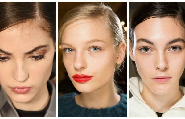 Τα beauty looks A/W 2017 που ειδαμε μεχρι τωρα στις εβδομαδες μοδας