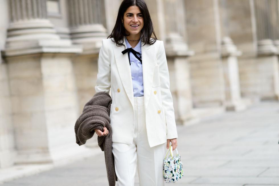 Πως να φορεσεις το λευκο κουστουμι - Savoir Ville 0d6416aca17