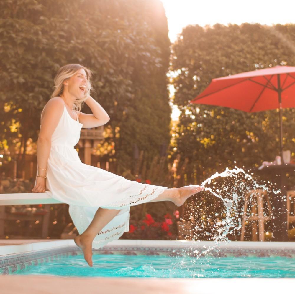 Μια πρόκληση για φέτος: ένα καλοκαιρινό self-care απόγευμα