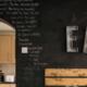 Chalkboard Paint: Ο τρόπος να μετατρέψεις έναν τοίχο σε πίνακα