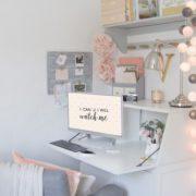 Πώς θα χωρέσεις το γραφείο σου ακόμα και στον πιο μικροσκοπικό χώρο