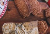 H συνταγή για σοκολατένια shortbread μπισκότα