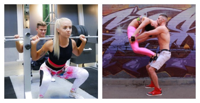 8 fitness couples που θα σε εμπνευσουν να γυμναστεις με το αλλο σου μισο