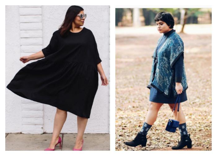 4 φορες που ενα plus size κοριτσι φορεσε καλυτερα το μαυρο φορεμα