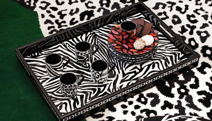 Τα iconic prints της Diane von Furstenberg μπαίνουν στο σπίτι σου