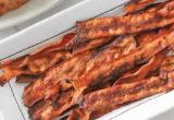 Vegan μπέικον από καρότο: Η συνταγή που έγινε viral στο Tik Tok
