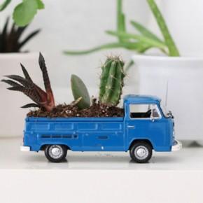 DIY: πως να κανεις ενα φορτηγο γλαστρακι