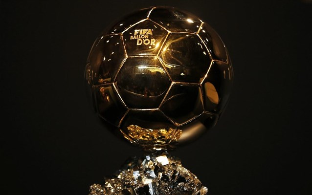 χρυσή μπάλα