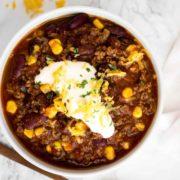 Πως να φας chili χωρίς να χρειαστεί να πας σε μεξικάνικο