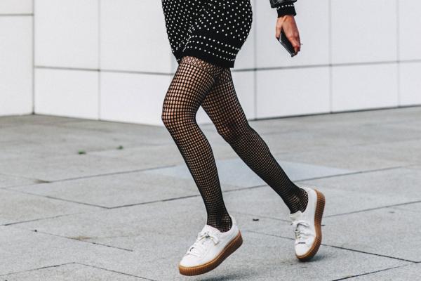 Πως να φορεσεις το διχτυωτο καλσον χωρις να δειχνεις 'trashy'