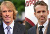Ryan Reynolds και Michael Bay μαζί σε ταινία για το Netflix