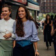 Οι καλύτερες street style εμφανίσεις της Εβδομάδας Μόδας της Νέας Υόρκης
