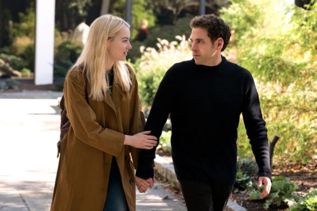 Emma Stone και Jonah Hill ξανά μαζί σε σειρά του Netflix