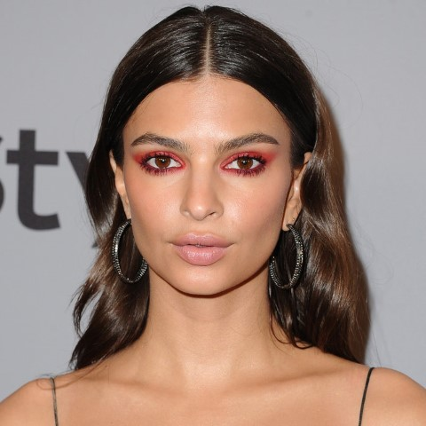 BEVERLY HILLS, CA - JANUARY 07: Actor Emily Ratajkowski attends 19th Annual Post-Golden Globes Party hosted by Warner Bros. Pictures and InStyle at The Beverly Hilton Hotel on January 7, 2018 in Beverly Hills, California. (Photo by Jon Kopaloff/FilmMagic)