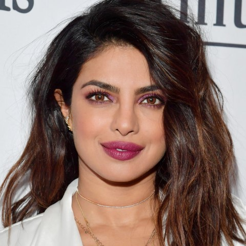 NEW YORK, NY - JANUARY 27: Actress Priyanka Chopra attends the Clive Davis and Recording Academy Pre-GRAMMY Gala and GRAMMY Salute to Industry Icons Honoring Jay-Z on January 27, 2018 in New York City. (Photo by Lester Cohen/Getty Images for NARAS)