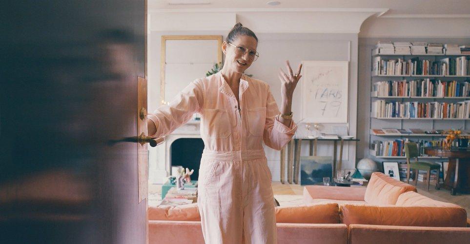 To σπίτι της Jenna Lyons είναι τόσο αξιοζήλευτο όσο φαντάζεσαι