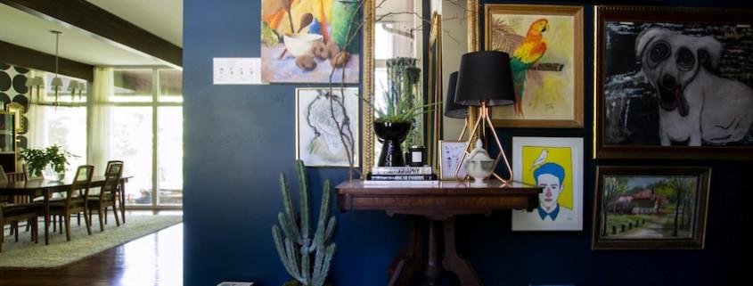 03-gallery-wall-in-andrea-and-daren-grangers-art-filled-1960s-home-designsponge