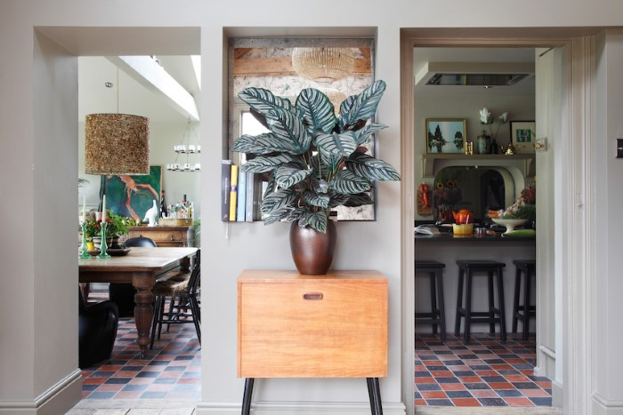 Dining Area and Kitchen/DesignSponge