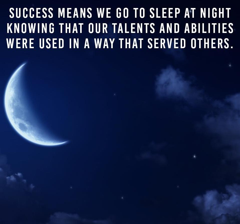 οι σκέψεις που κάνεις πριν κοιμηθείς