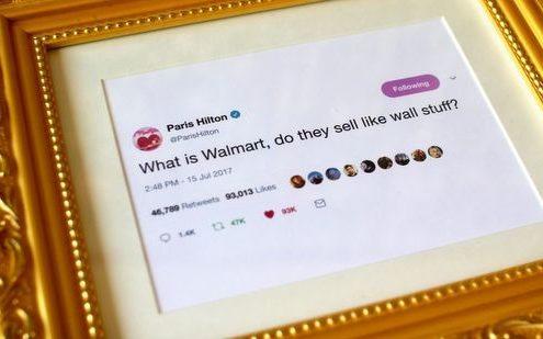 Εσύ θα κορνίζαρες ένα tweet του Kanye στο σαλόνι σου; Αν ναι, πρέπει να μάθεις για το Framed Tweets