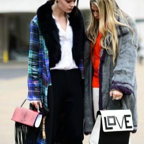 NYFW: τα highlights απο τις πρωτες street style εμφανισεις